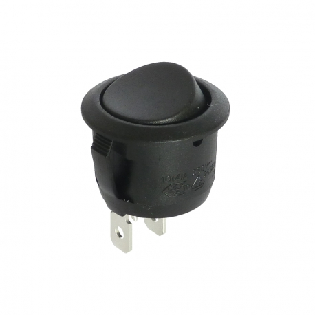 Round Rocker Switch