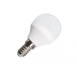 E14 Multi LED Mini Globe G45 Bulb - 5.5 Watt (40W)