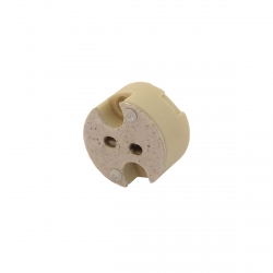 GX5.3 Ceramic Lamp Holder / GY6.35 Ceramic Lamp Holder