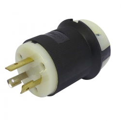 Hubbell HBL2311 L5-20P Twist-Lock® Connector Male