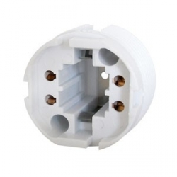 G24 Lamp Holder Socket 4 Pin (CFL)