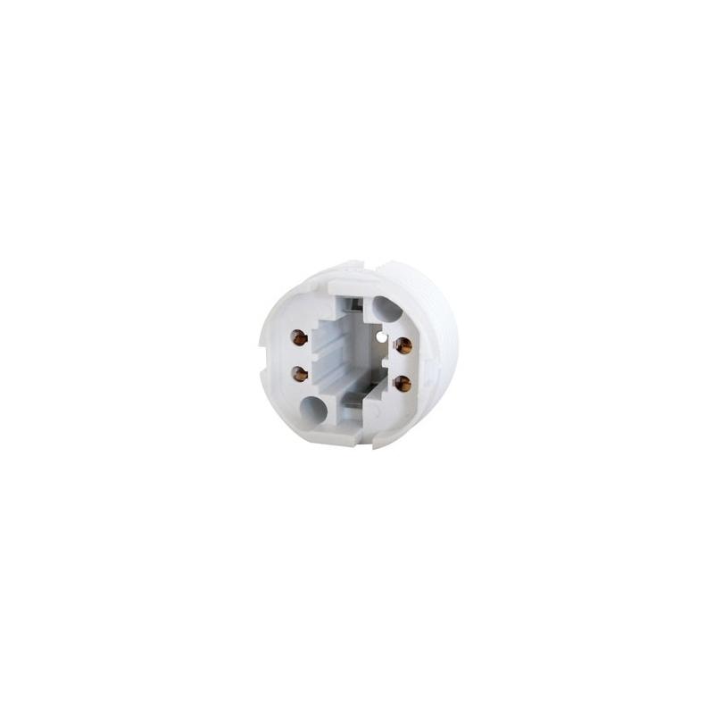 g24 lampholder 4 pin universal wattage. Black Bedroom Furniture Sets. Home Design Ideas