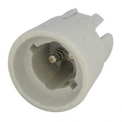 B22 Ceramic Lampholder