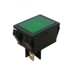 Rectangular Indicator Light