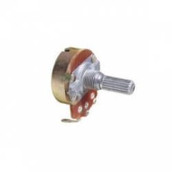 24mm 100K Ohm Log Rotary Potentiometer