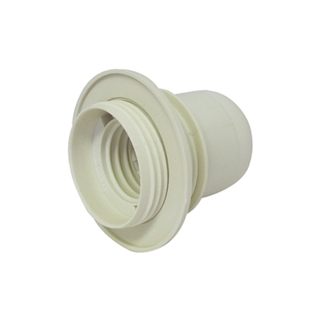 E27 Lamp Holder (Half Threaded)
