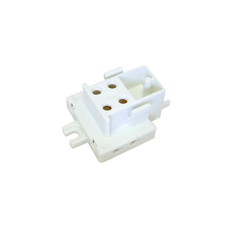 gr10q lampholder for 4 pin 2d gr8 cfl. Black Bedroom Furniture Sets. Home Design Ideas