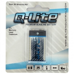 PP3 Battery 1 Pack