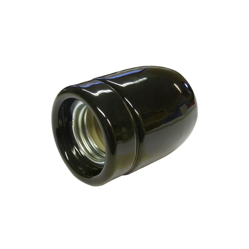 E27 (ES 27mm Edison Screw) Ceramic Lamp Holder (Pendant). High ...