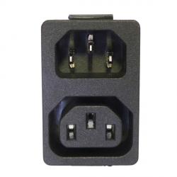 C13 / C14 IEC Connector