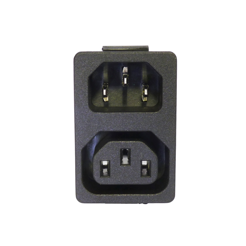 c13 and c14 iec connector