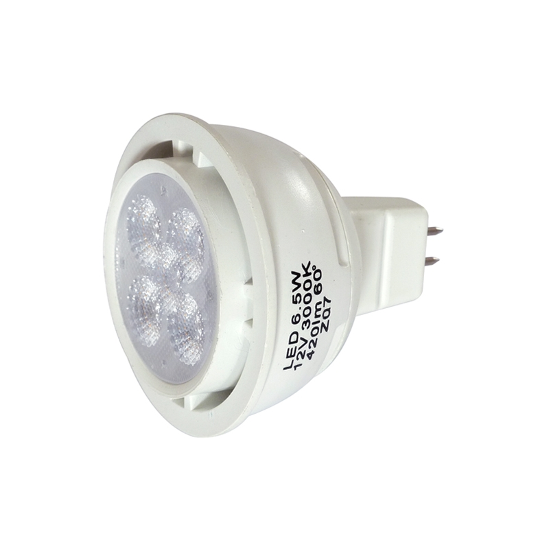 6 5 Watt Mr16 Warm White Led Bulb Halogen Replacement