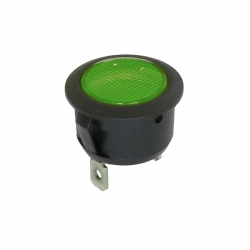 Green 20mm Indicator Light