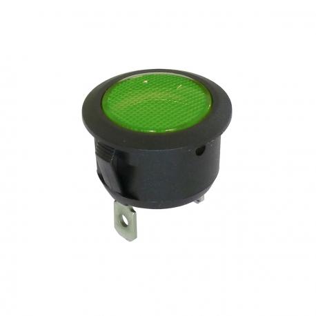 Green 20mm Indicator Light