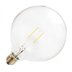 E27 G95 Filament LED Bulb - 8.5 Watt (60W)