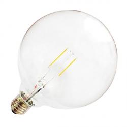 E27 G95 Filament LED Bulb - 8.5 Watt (60W)