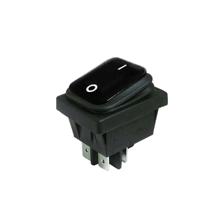 Double Pole Rocker Switch 240V, IP65