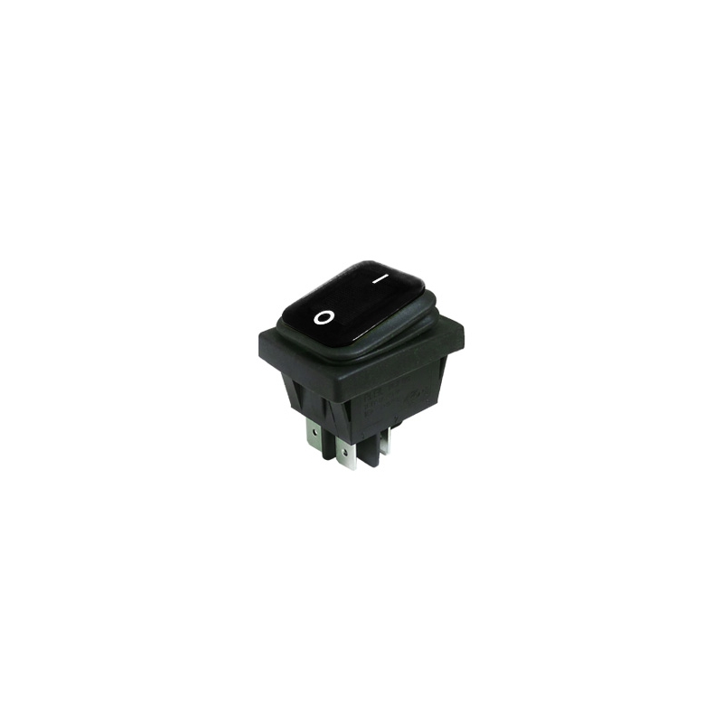 Metal Double Pole Single Throw Dpst Switch For Low Power Manual Guide