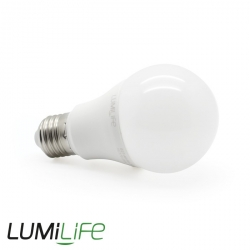 LUMiLife E27 Multi LED Standard Shape Bulb - 9 Watt (60W) Cool White