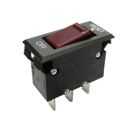 10 Amp Rocker Switch Circuit Breaker