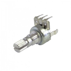 12mm 10K Ohm Linear Rotary Potentiometer without Stop