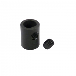 10mm Cord Grip Black (Female)