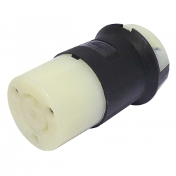 Hubbell HBL2313 L5-20R Twist-Lock® Connector Female