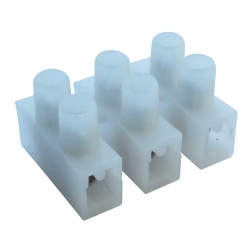 3 Way / Pole Screw Terminal Block