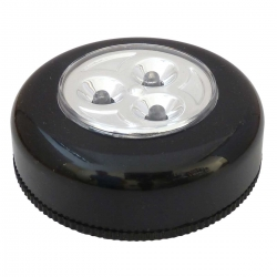Battery Operated LED Push Light