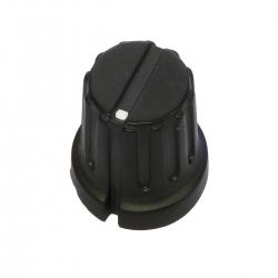 Control Knob, Bakelite 12mm
