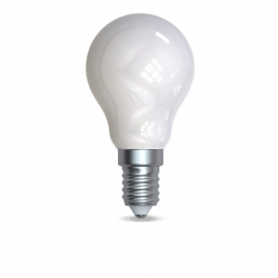LUMiLife E14 Filament LED Mini Globe G45 Bulb - 4 Watt (35W) Cool White