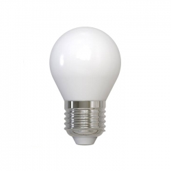LUMiLife E27 Filament LED Standard Shape Small Bulb - 4 Watt (35W) Cool White