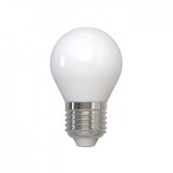 LUMiLife E27 Filament LED Standard Shape Small Bulb - 4 Watt (35W) Cool White