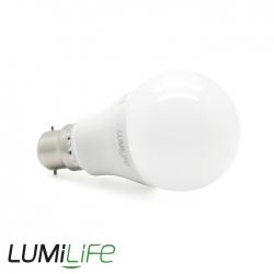 LUMiLife B22 Multi LED Standard Shape Bulb - 6 Watt (40W) Warm White