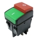 DPST Start Stop Push Button Switch Red Green Buttons