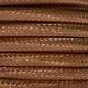Plain Copper Fabric Cable | 2 & 3 Core Fabric Flex