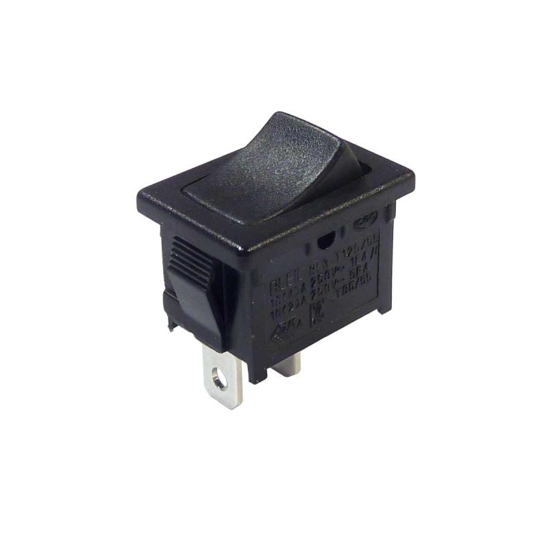 Miniature Rocker Switch  10a 250v