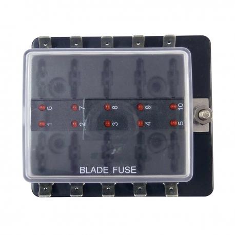 Mini Blade Inline Fuse Holder Fuse Waterproof incl