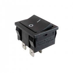 Miniature Rocker Switch On Off