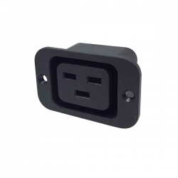 IEC Socket - 16A C19 Outlet