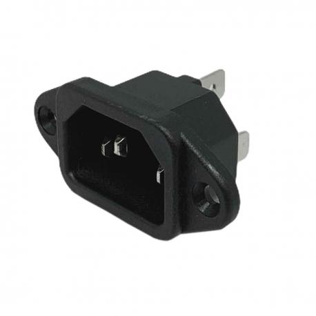 IEC Socket C14 Inlet