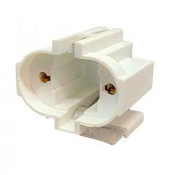 G23 Surface Mount Snap in Lamp Holder Socket (CFL)
