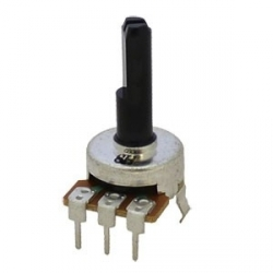 16mm 100K Ohm Rotary Potentiometer