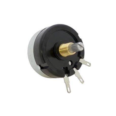 Wire Wound Potentiometer - 15 Watt 50 Ohm