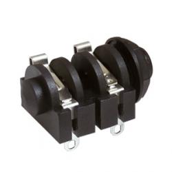 6.35mm Mono Jack Socket