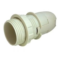 E14 Lamp Holder (Half Threaded)