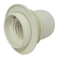 Douille Plastique E27 (Chemise Demi Fileté)