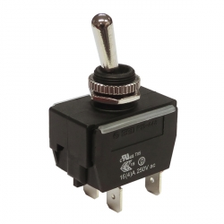 Waterproof Toggle Switch On Off