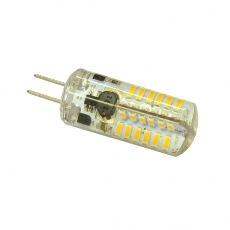 1.8 Watt G4 LED Capsule Bulb, Equivalent to 18W Halogen