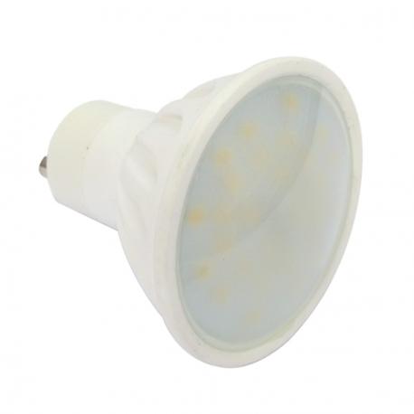 Cool White 6 Watt GU10 LED Bulb